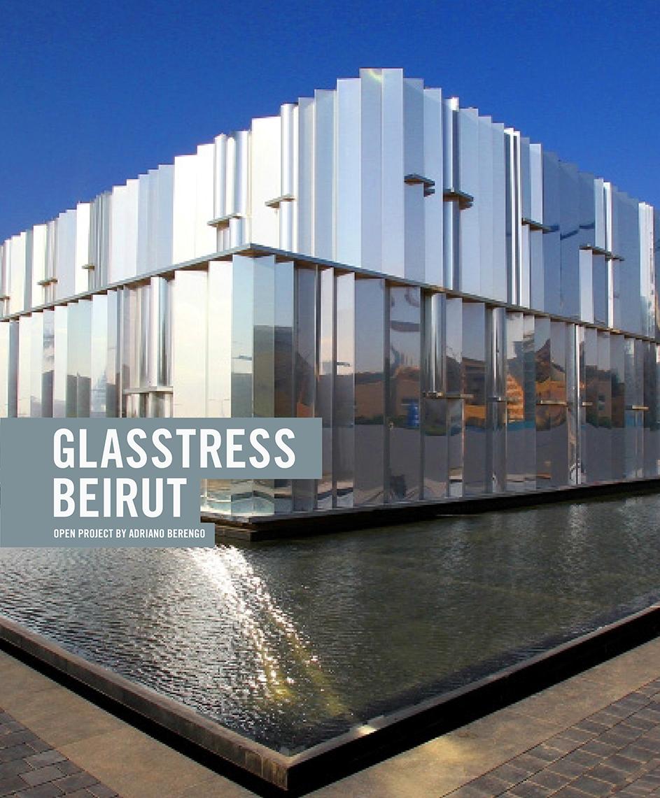 Glasstress Beirut Catalogue Cover