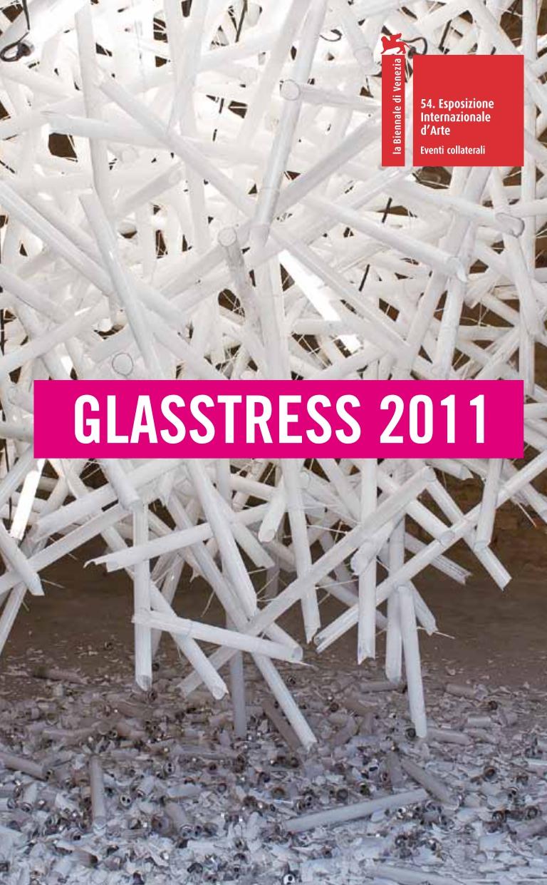 Glasstress 2011 Catalogue Cover