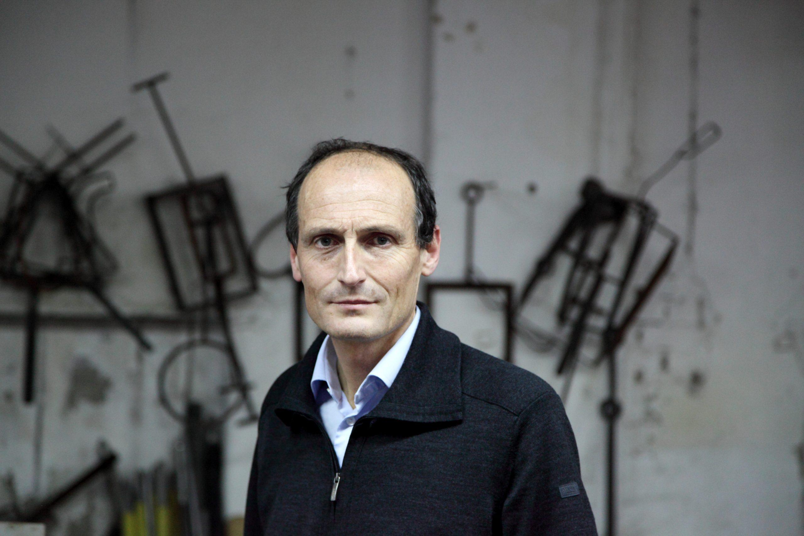 Elmar Trenkwalder in Berengo Studio
