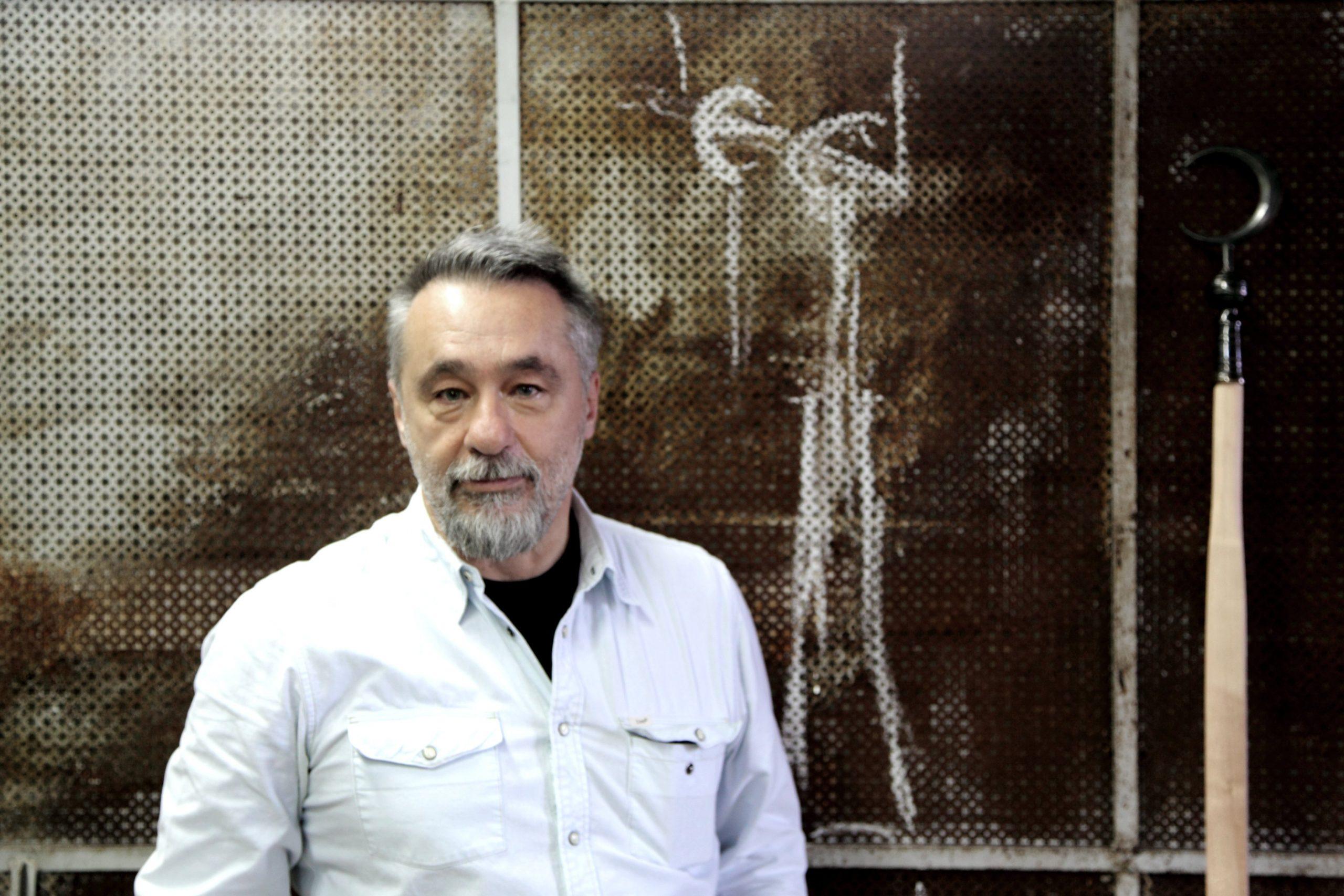 Erdag Aksel in Berengo Studio