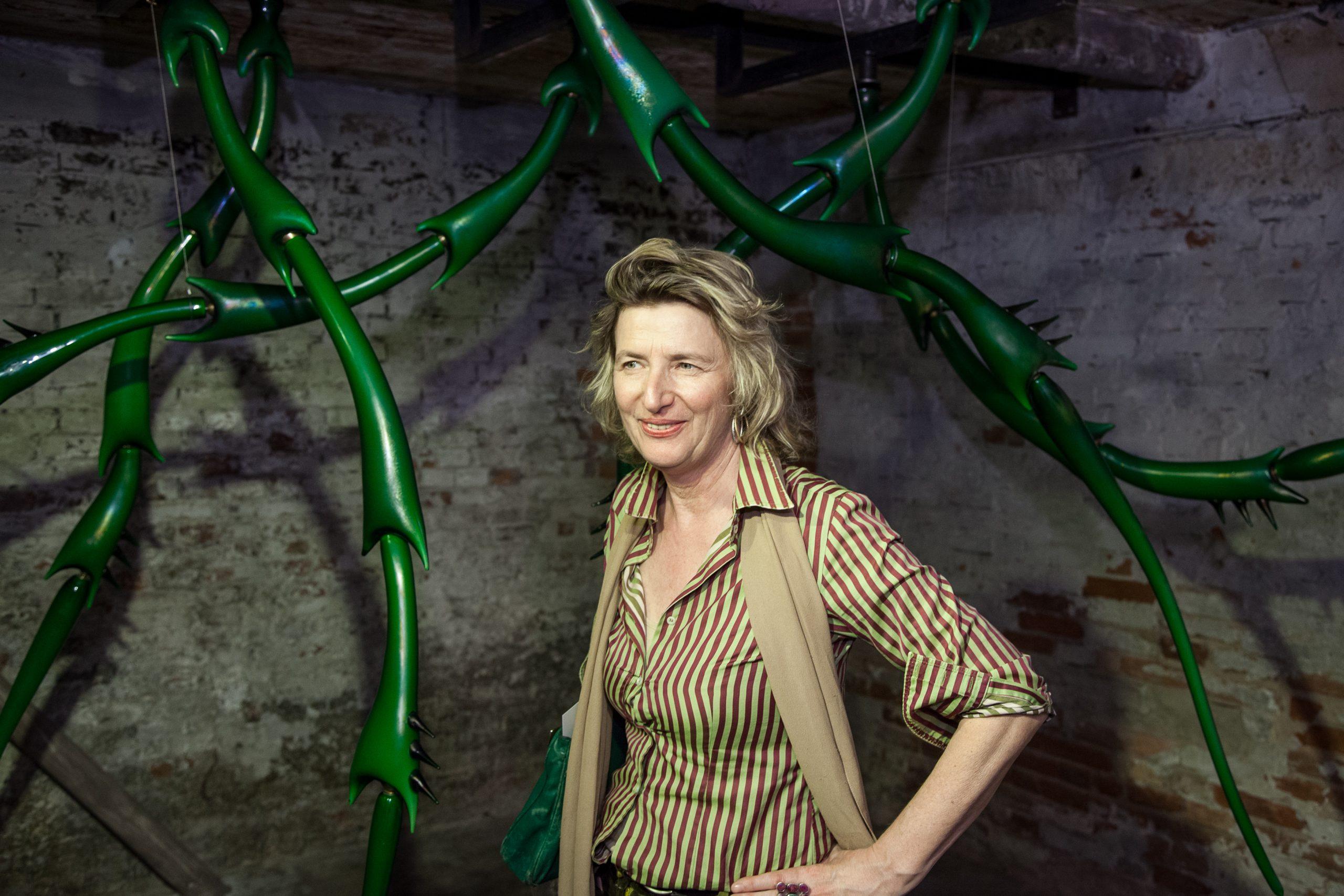 Maria Grazia Rosin in Berengo Studio