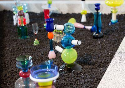 Memphis - Plastic Field Exhibition View