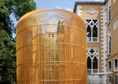Ai Weiwei, Gilded Cage