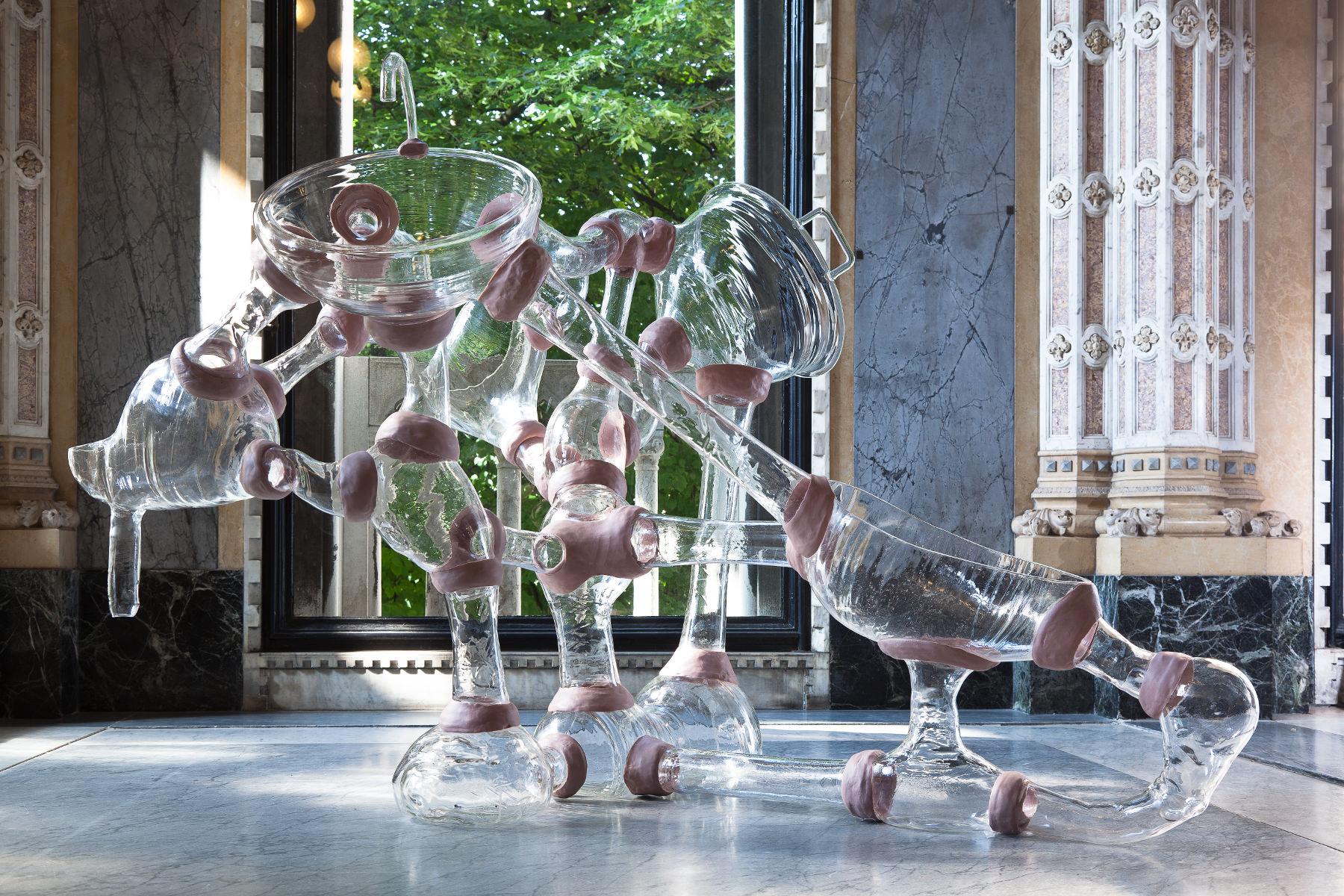 Atelier Van Lieshout's Excrementorium