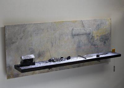 Bertil Vallien - 9 Rooms Exhibition View