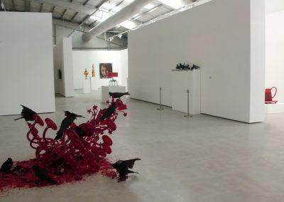 Glasstress Beirut Exhibition View