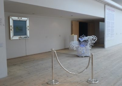 Glasstress Stockholm, Exhibition View