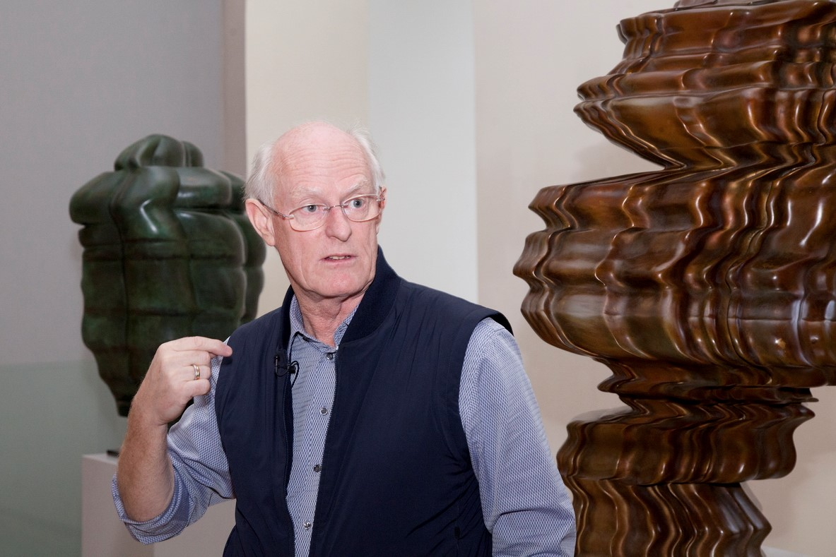 Tony Cragg. Sculptures and Drawings