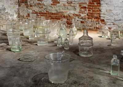 Unbreakable: Women in Glass Exhibition View