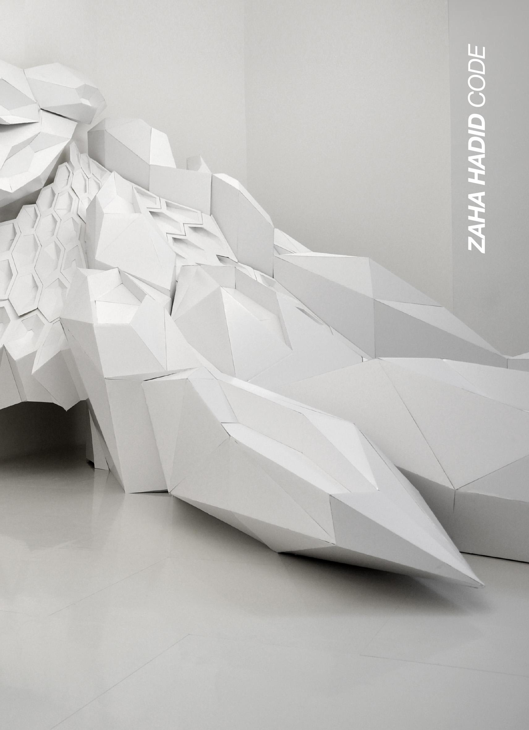 Zaha Hadid Code Catalogue Cover