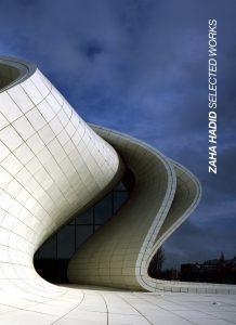 Zaha Hadid Selected Works Catalogue Cover