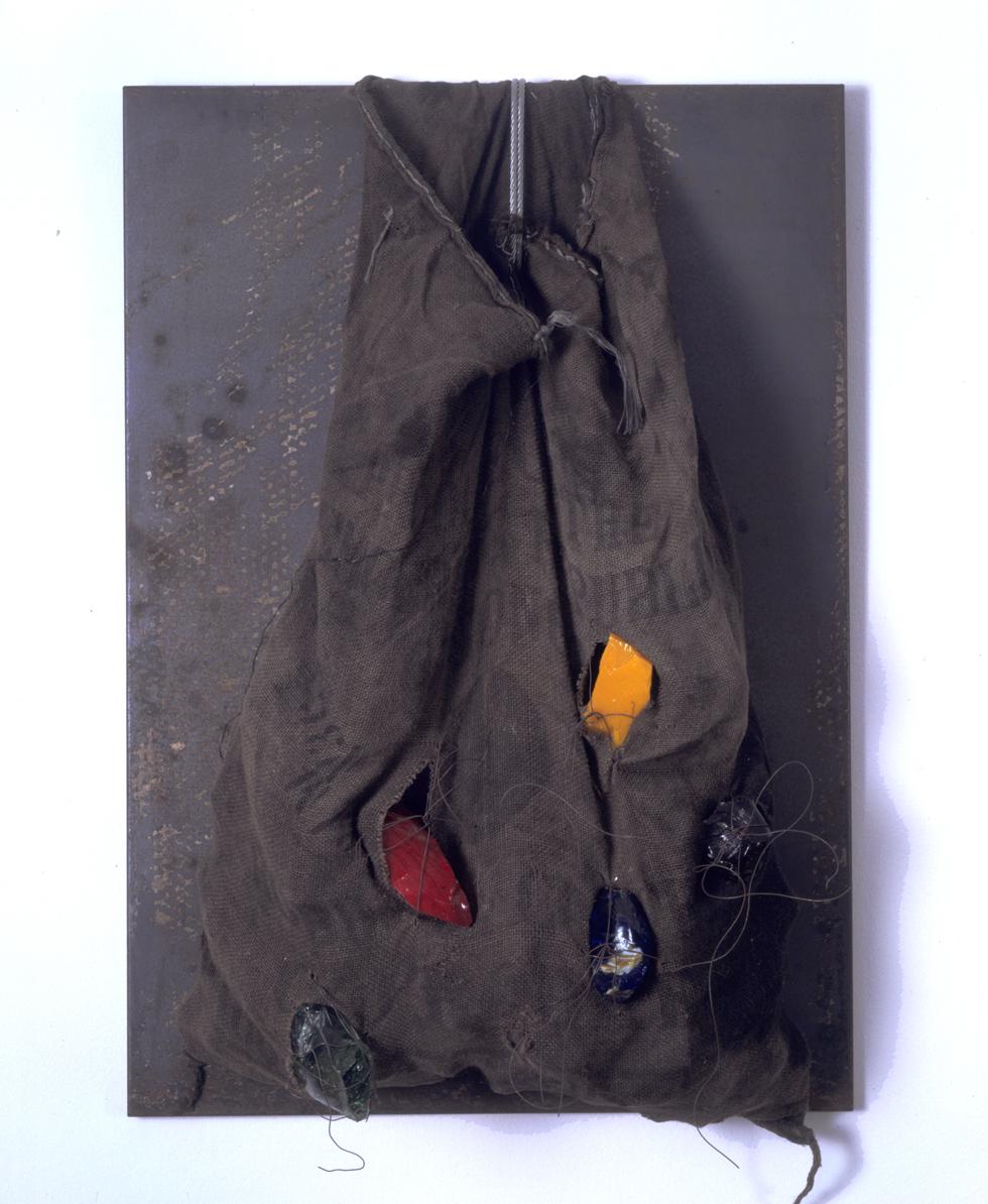 Jannis Kounellis's Senza Titolo, 2005