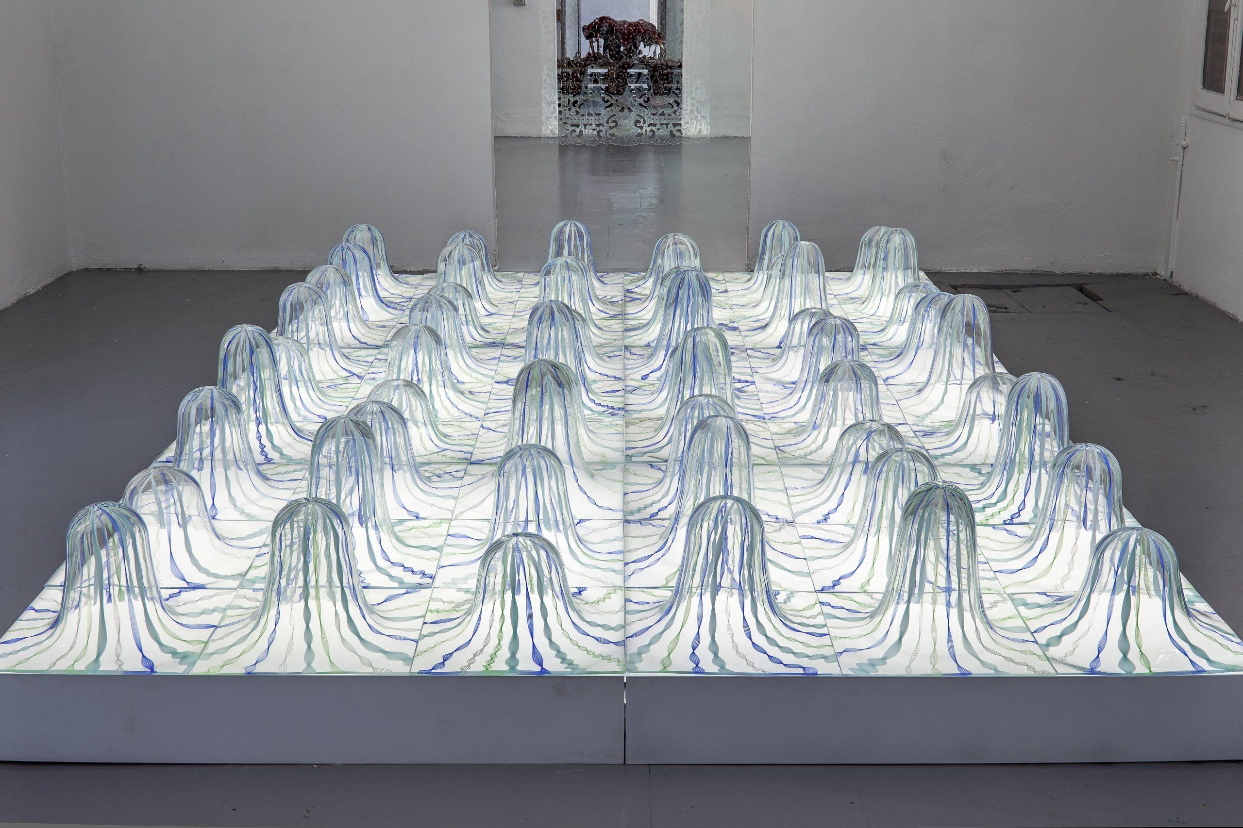 Karim Rashid's Glaskape, 2013