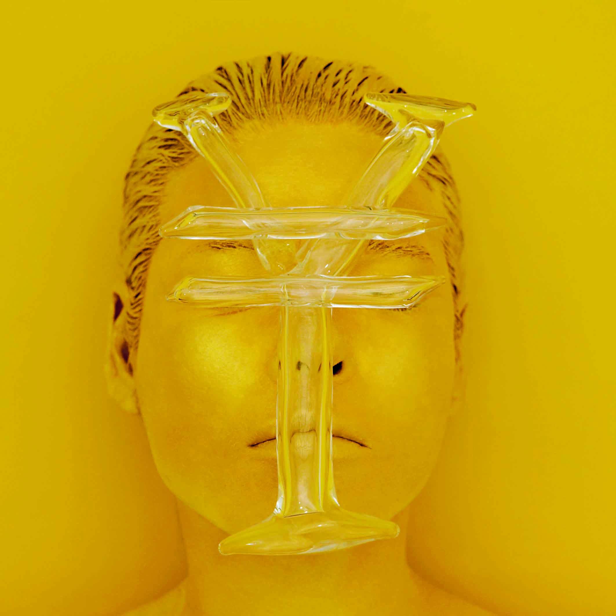 Kimiko Yoshida's Blown Glass Symbols, 2009