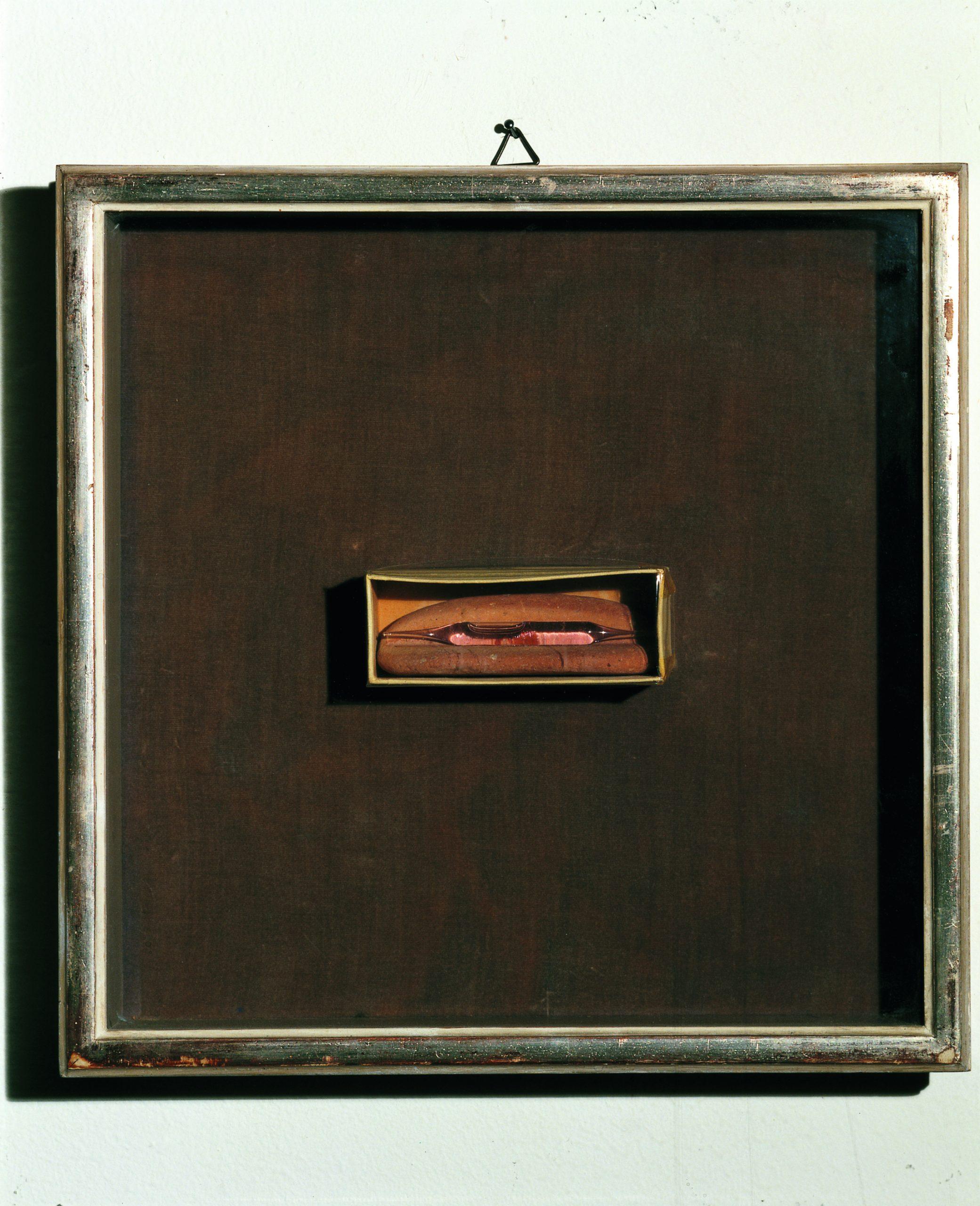 Man Ray's Pandora's Box, 1963