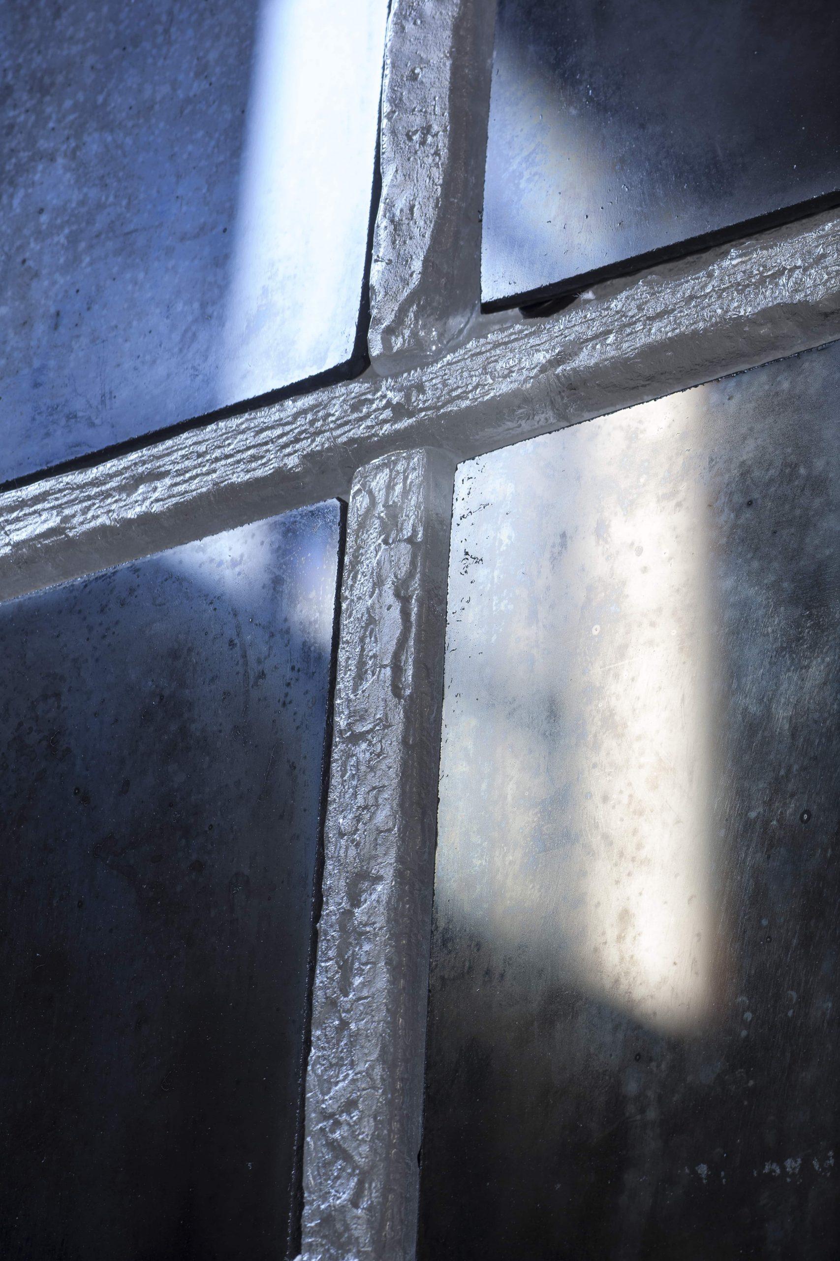 Cornelia Parker's Black Window