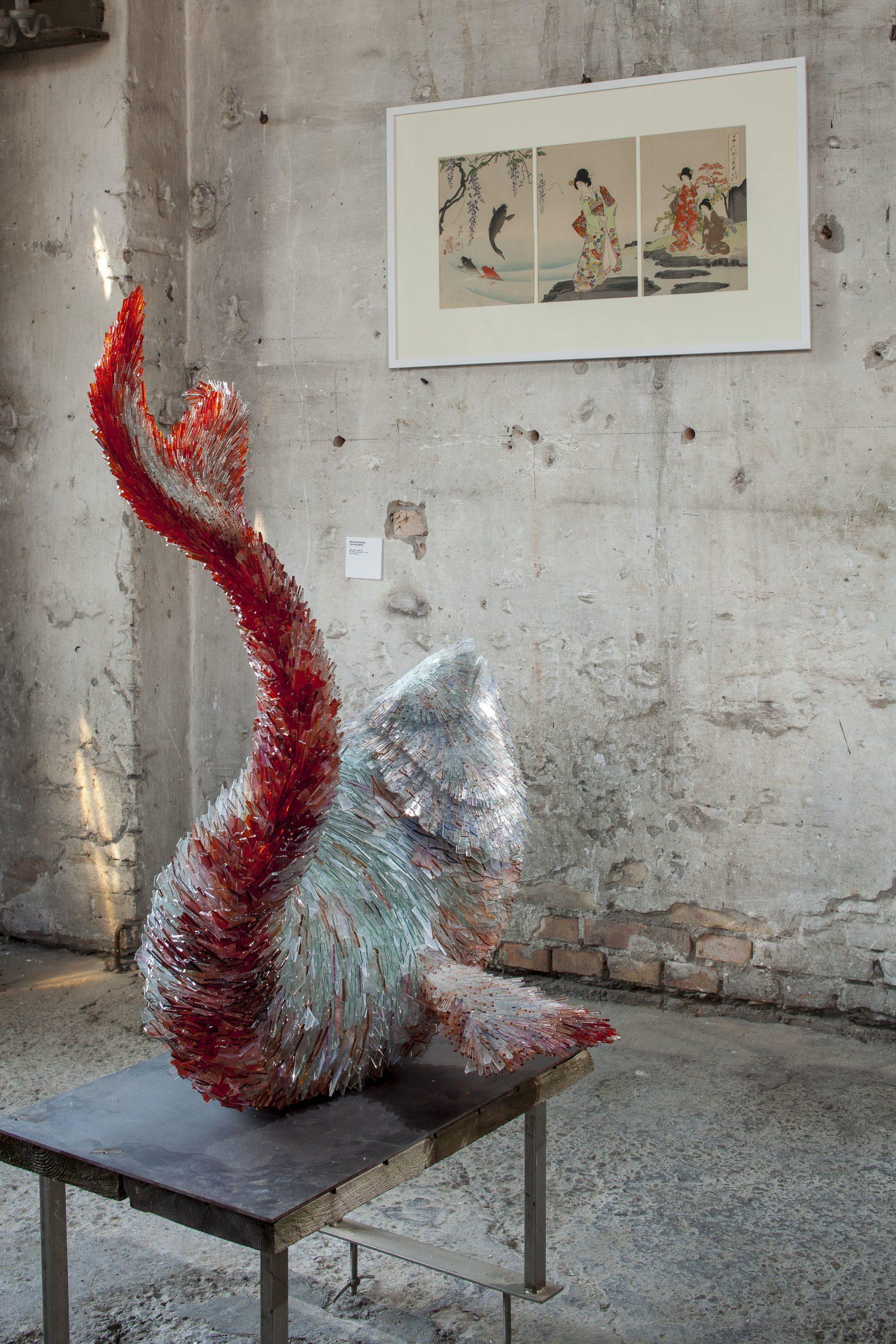 Marta Klonowska's The Fish