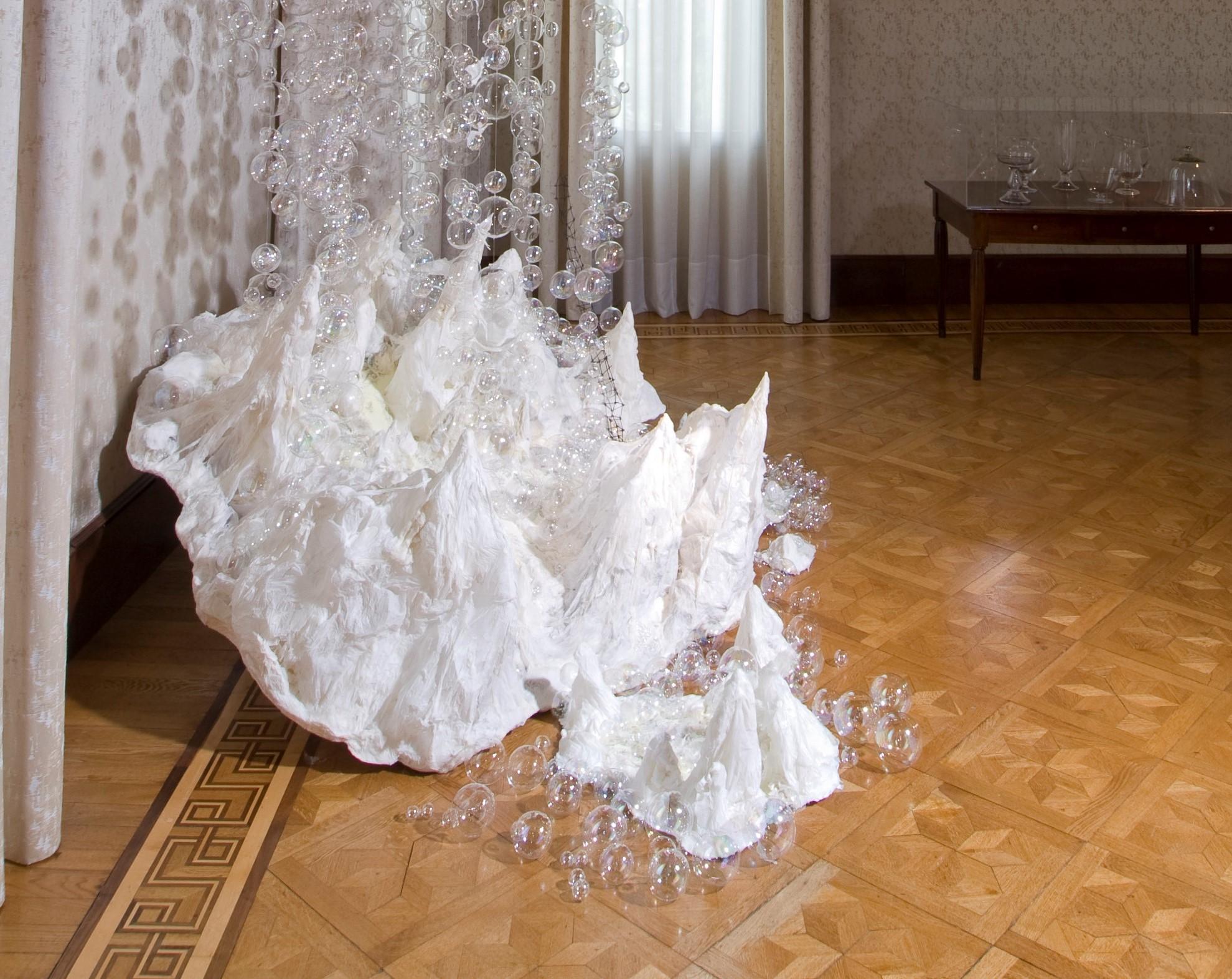 Marya Kazoun's Habitat: Where He Came From