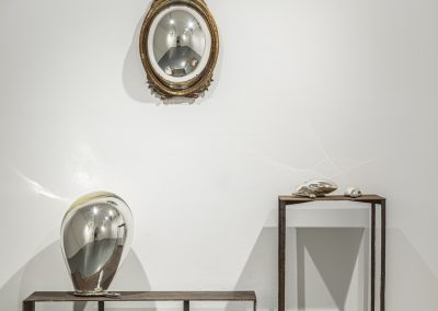 Maarten Baas's Making Up at Fondazione Berengo Art Space, Murano
