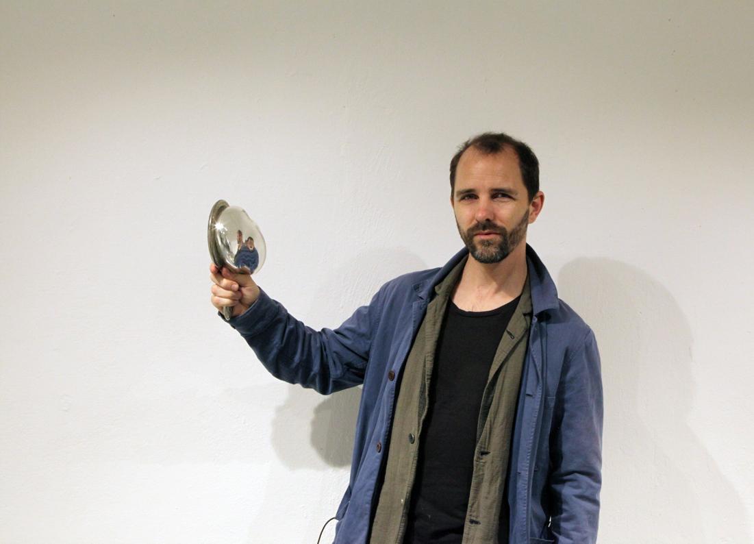 Maarten Baas at Berengo Studio